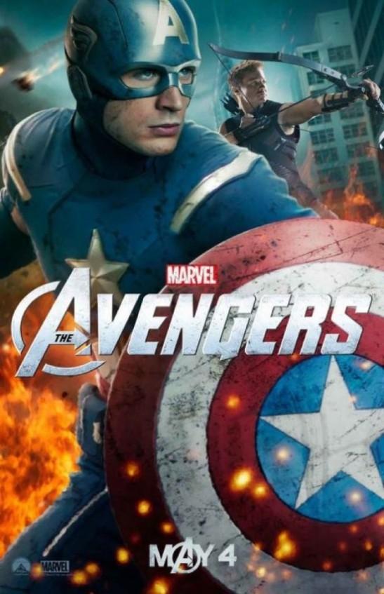 Los Vengadores, Capitán América